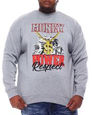 Sweatshirts & Sweaters - Money Power Respect Sweatshirt (B&T)-2561341