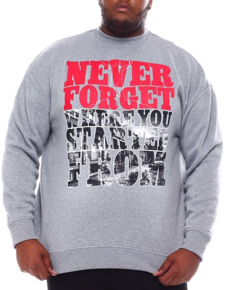 Buyers Picks - Never Forget Sweatshirt (B&T)