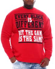 Sweatshirts & Sweaters - Different Block Same Game Sweatshirt (B&T)-2561375