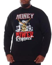 Sweatshirts & Sweaters - Money Power Respect Sweatshirt (B&T)-2561386