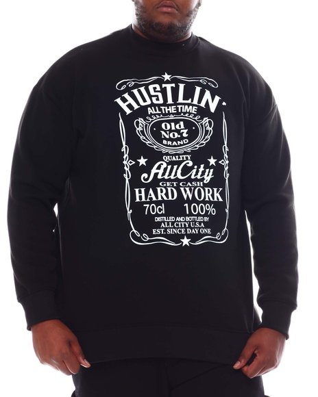 Buyers Picks - Hustlin All The Time Sweatshirt (B&T)