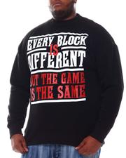 Sweatshirts & Sweaters - Different Block Same Game Sweatshirt (B&T)-2561444