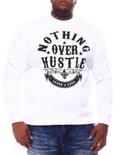 Sweatshirts & Sweaters - Nothing Over Hustle Sweatshirt (B&T)-2561512