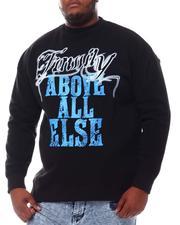 Buyers Picks - Family Above All Else Sweatshirt (B&T)-2561528