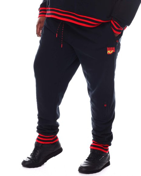 Born Fly - Storm Fleece Sweatpants (B&T)