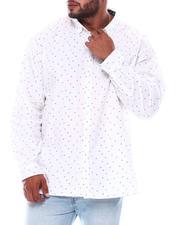 Button-downs - Printed Long Sleeve Woven Shirt (B&T)-2562452