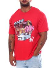 Hustle Gang - Made In The 80s Tee (B&T)-2562479