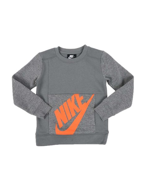 Nike - Tonal Crew Neck Pullover (4-7)