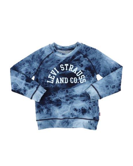 Levi's - Tie Dye Crew Neck Pullover (4-7)