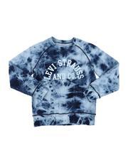 Sweatshirts & Sweaters - Tie Dye Crew Neck Pullover (8-20)-2559239