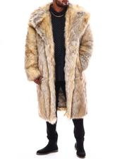 Jordan Craig - Faux Fur Long Coat (B&T)-2551710