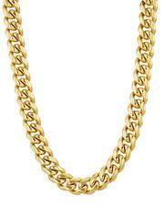 "The Gold Gods - 22"" Miami Cuban Link Chain 16MM - Gold-2562347"