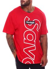 Brooklyn Cloth - Savage Oversize Outline T-Shirt (B&T)-2562372