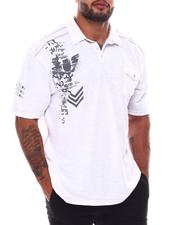 Buyers Picks - Military Style Short Sleeve Polo Shirt (B&T)-2562358