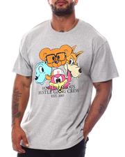Hustle Gang - Vintage Gang T-Shirt (B&T)-2562482