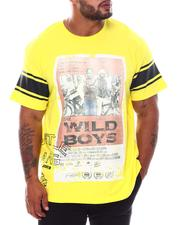 Hustle Gang - Poster Wild Boys Tee (B&T)-2562498