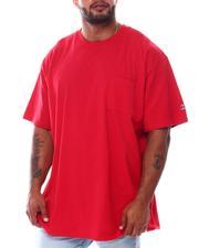 Champion - Classic Jersey Pocket T-Shirt (B&T)-2562121