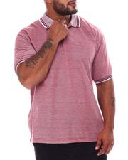 Polos - Melange Polo W/Tipping (B&T)-2562281