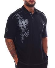 Buyers Picks - Military Style Short Sleeve Polo Shirt (B&T)-2562285