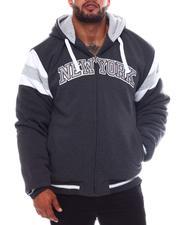 Buyers Picks - New York Padded & Hooded Zip Up Jacket (B&T)-2562799
