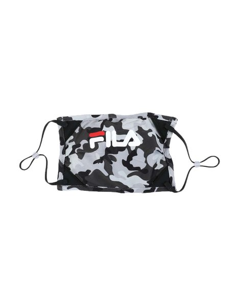 Fila - Adjustable Camo Face Mask (Unisex)