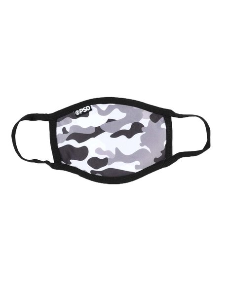 PSD UNDERWEAR - Winter Camo Face Mask (Unisex)