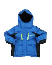 Heavy Coats - Hooded Puffer Jacket (2T-4T)-2560719
