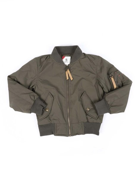 Arcade Styles - Aviator Flight Jacket (8-20)