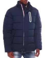 Men - HEAVY BUBBLE PARKA JACKET W/ REFLECTIVE ZIPPER POCKET-2563570