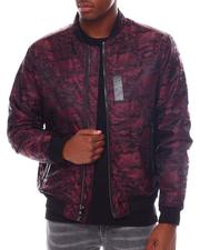Men - JACQUARD BOMBER JACKET-2561485
