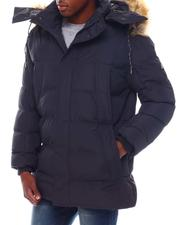 Men - Heavy Snorkel Hooded Parka-2563742