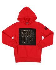SASCO - Brushed Metallic Pullover Hoodie (8-18)-2559831