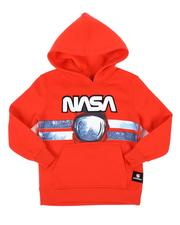 Southpole - Southpole x NASA Chenille Patch Pullover Hoodie (4-7)-2559718