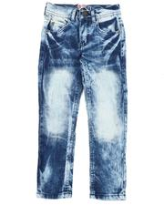 Arcade Styles - 5 Pocket Stretch Jeans (4-7)-2559799