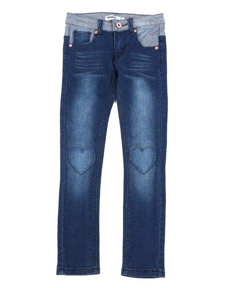 Kensie Girl - 5 Pocket Skinny Jeans (7-16)