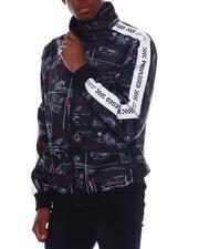 Outerwear - Graffiti Windbreaker-2563253