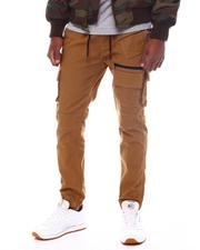 Akademiks - Stretch Twill Utility Pocket Jogger-2563444