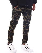 Akademiks - Stretch Twill Utility Pocket Jogger-2563457