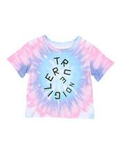 True Religion - Tie Dye Verbiage Tee (4-6X)-2559703