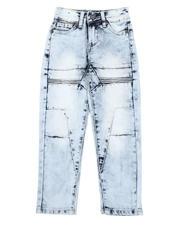 Jeans - Stretch Moto Jeans (4-7)-2559788