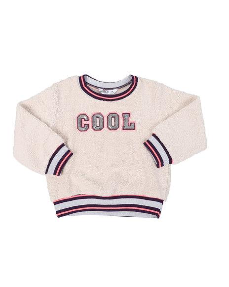 Kensie Girl - Varsity Pullover (4-6X)