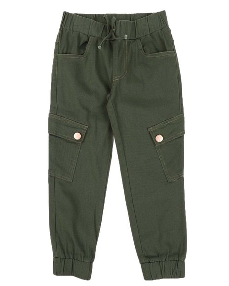 Kensie Girl - Cargo Jogger Pants (4-6X)