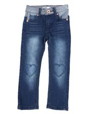 Bottoms - 5 Pocket Skinny Jeans (4-6X)-2560228