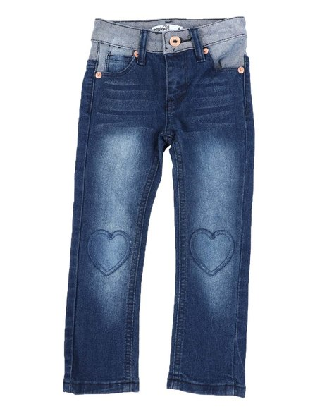 Kensie Girl - 5 Pocket Skinny Jeans (4-6X)