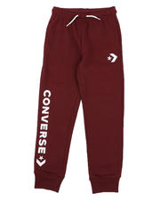 Converse - Vertical Logo Joggers (8-20)-2562632