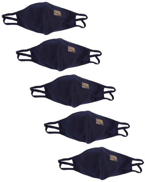 G-STAR - 5-Pack Raw Facial Masks (Unisex)