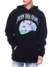 Pink Dolphin - SUNSET CRAFT HOODIE-2563238