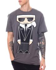 KARL LAGERFELD PARIS - Oversized Karl Graphic Tee-2560887