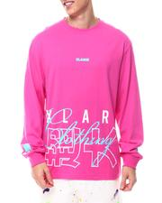 X-LARGE - L/S TEE CHINESE LETTERS-2564128