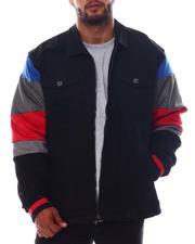 Light Jackets - Ultra Suede Jacket (B&T)-2564778